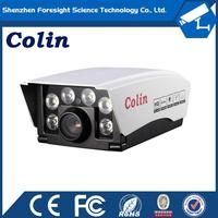 Professional video camera with CE certificate