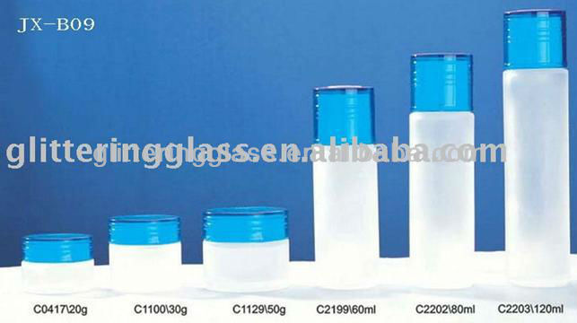 2016 high quality Cosmetics bottles,Cream jars