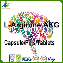 L-Arginine AKG 2:1 and 1:1 capsule/powder enhanced blood flow and better delivery of oxygen and nutrients to working muscle