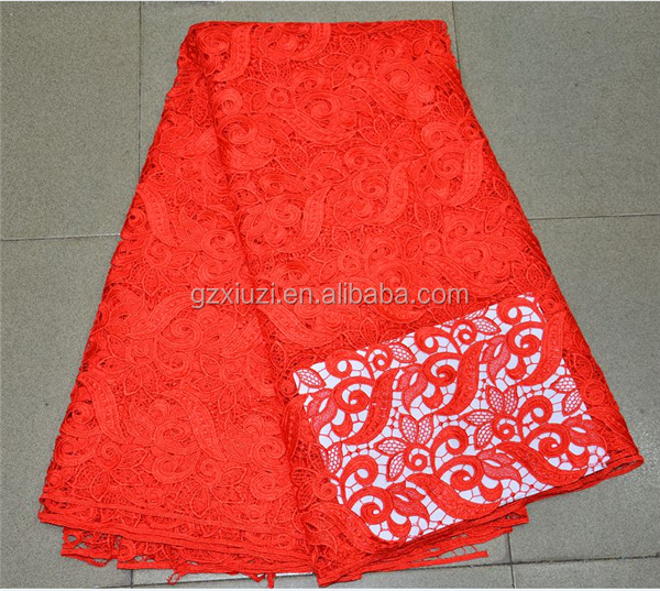 XZ88115C-2 Creating unique fabric goods/embroidery lace curtain fabric for sewing your own clothes, curtains, blankets