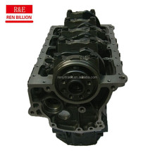 I-SUZU original diesel engine parts short block cheap sale manufacture 4JH1 diesel engine cylinder block assy