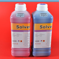 high stability eco solvent ink for DX5 head ,tinta eco solvente for XULI X6 1600s printer