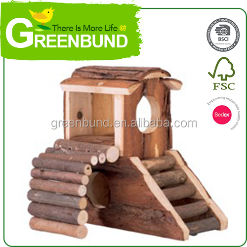 Small Animal Pet Play house Play ground for Hamsters, Gerbils, Mice