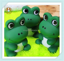 Wholesale pet frog toys The dog dog toy molar rubber toys safe non-toxic environmental protection