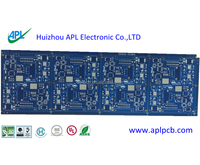 FR4 auotomotive electronic control inverter pcb board