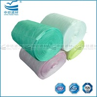 Air pocket filter media synthetic fabric with high quality from China