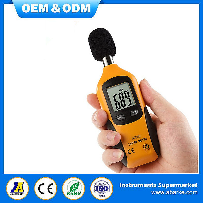 HT-80A Digital Sound Level Meter Noise Meter Noise DB Meter