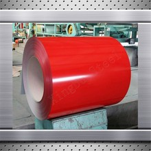 supply high quality GI PPGI prepainted color coated gavanized steel coil for roofing sheet and sandwich panel