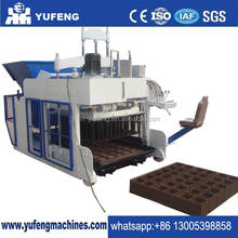 Trade Assurance DMYF-18A germany automatic concrete block making machine,brick making machine price