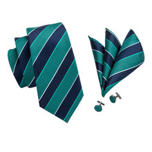 LELE B 0587 Eco-friendly factory style silk men fancy tie necktie