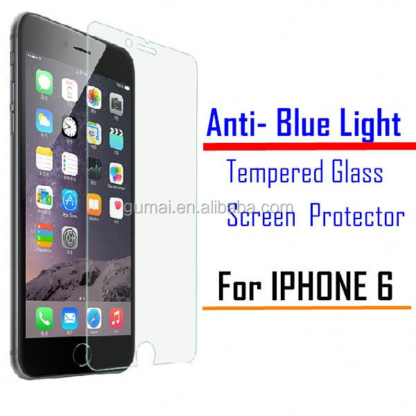 Wholesale factory Phone Protector anti blue light cut flim