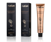 Indian Cosmetic Brands Professional Tube Aluminium Hair Dye Color