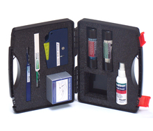 Compact Fiber Optic Cleaning Kit KC-180S