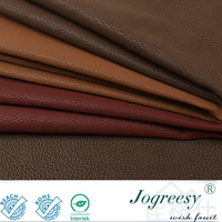 zero-solvent PU leather for travelling bag leather