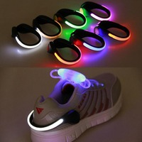 Hot LED Luminous Shoe Clip Light