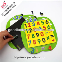 favourite promotional gifts map magnetic plastic magnetic jigsaw puzzle