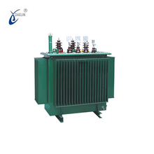 Oil-Immersed Full-Enclose Toroidal 20kv/0.4kv 50kva Distribution Transformer