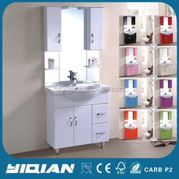 free standing modern design mirror cabinet cheap bathroom vanity buy