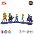 Custom Famous Plastic Japanese Anime/Comic Naruto Action Figure