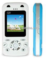 Promotion for kids safety phone Q9 Mini telefon