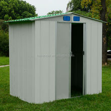 cheap metal garden shed