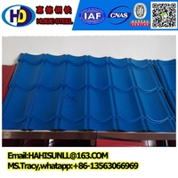 wall panel roller former line/ wall & roof roll ,color coated roofing steel sheet