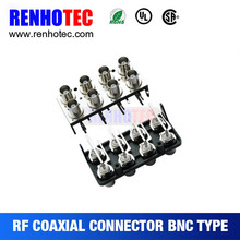 75 Ohm Female connector 8 Port BNC Patch Panel