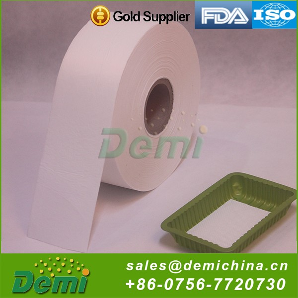 SAP material food use chilled meat absorbent pad
