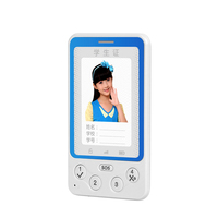 Ibaby GPS identity Most Economical Advance GPS Student ID Card free software tracking platform
