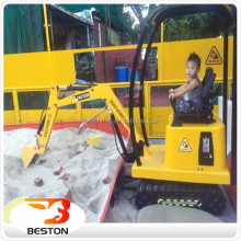 children amusement equipment kids ride on excavator toys for sale