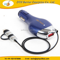 Customized crazy selling usb car chargers for iphone