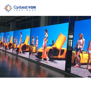 High Definition Die Cast Cabinet Specification Free Parts Indoor P2.5 Led Screen
