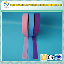 Easy Tape Reseal Tape Raw material for sanitary napkin