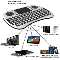 fly air mouse for smart TV and android TV BOX/PC/HTPC free mobile phone new 2.4GHz wireless for macbook air mouse