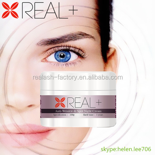 Real Beauty companies looking for distributor for our Real+Plus Wrinkle removal cream