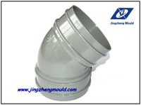 PVC pressure Pipe fitting mold made in China with 2316 mould material