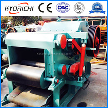 Wood crusher tree branch crusher