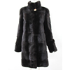 2015 china online shopping newly design mink fur coat with prices