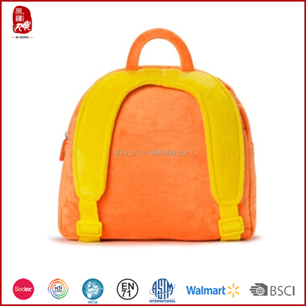 2016 new products Chinese manufacture computer bag toys for kids stuffed wholesale