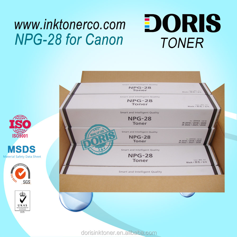 copier toner cartridge NPG28 GPR18 NPG-28 GPR-18 C-EXV14 for Canon