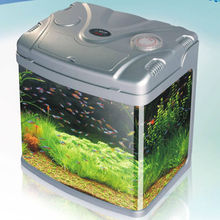 SUNSUN 33L Hot Sale Office Table Aquarium or House Desktop Small View Aquariums