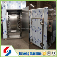 Commercial fully automatic potato dryer machine