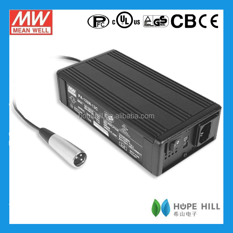Original MEAN WELL 120W Single Output Power Supply or Battery Charger PA-120-27