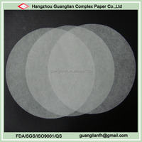 Custom Parchment Paper Circles for Cake Pan from Factory