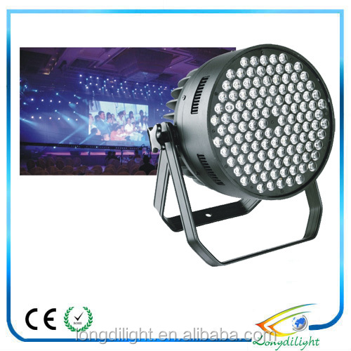 120*3w RGBW Cheap RGBW led stage PAR can, led par64,led par light