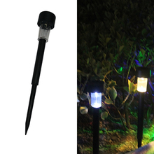 hot sale plastic small solar led decorative lights for home garden