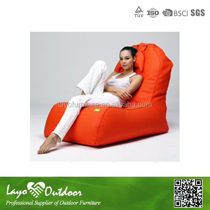 LYE relaxing style lazy man bean bag chair well designed bean bag chair comfortable beanbag chair