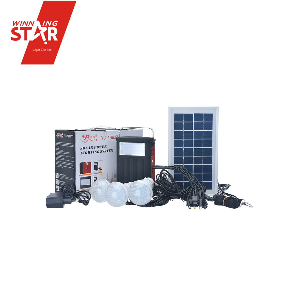 portable power system cheaper price home solar panel system for solar emergency kit