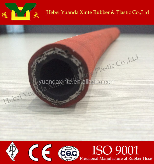 ROHS&REACH cetificated wholesale flexible air intake hose, steam engine hose, thermal rubber petrol hose