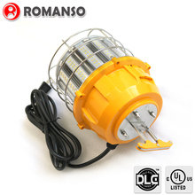 5 Years Warranty 60W 100W 150W 6000V Surge Protection, LED Temporary Jobsite Lighting Fixture
